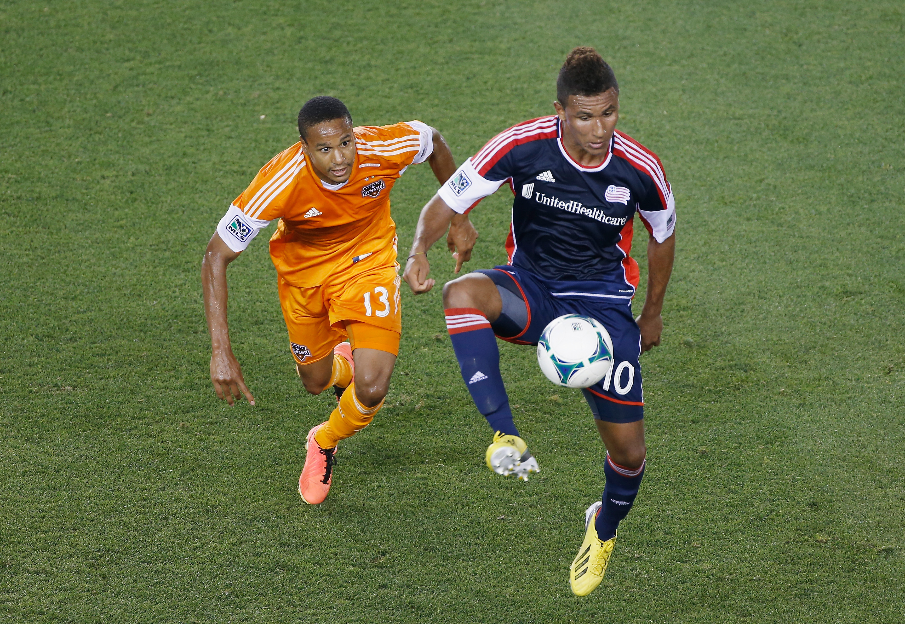 Houston Dynamo defense starts with Alex, Ricardo Clark