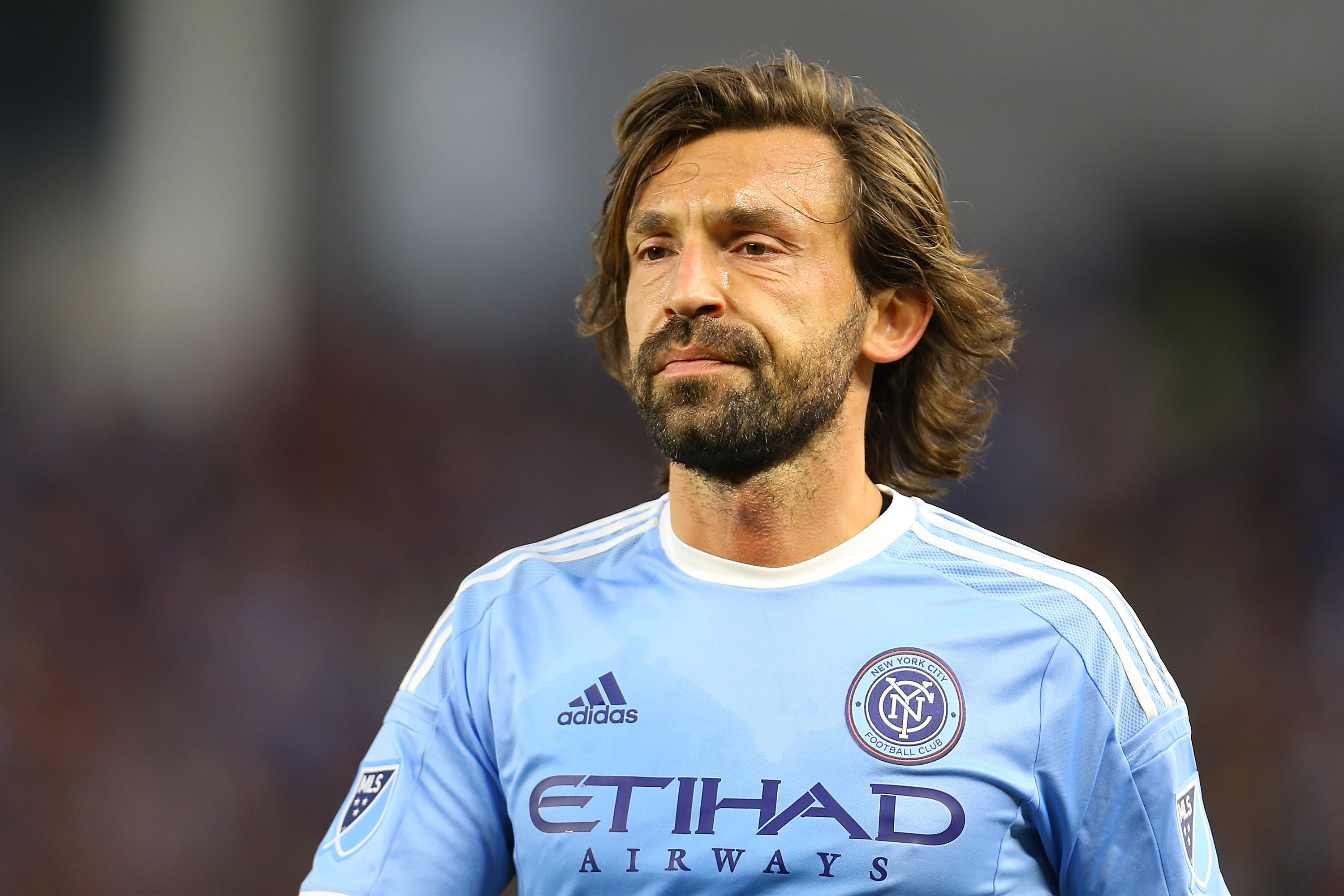 New York City FC: Andrea Pirlo is doing exactly what he's always done