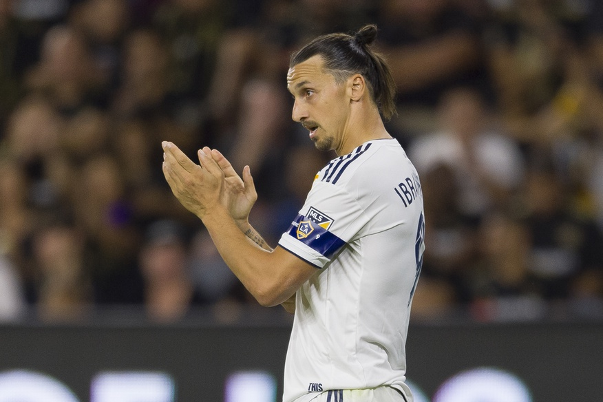 Could We See Zlatan Ibrahimovic Back In The Premier League?